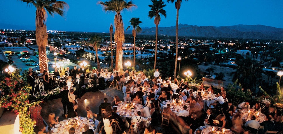 Palm springs wedding and event venue the odonnell house the odonnell house junglespirit