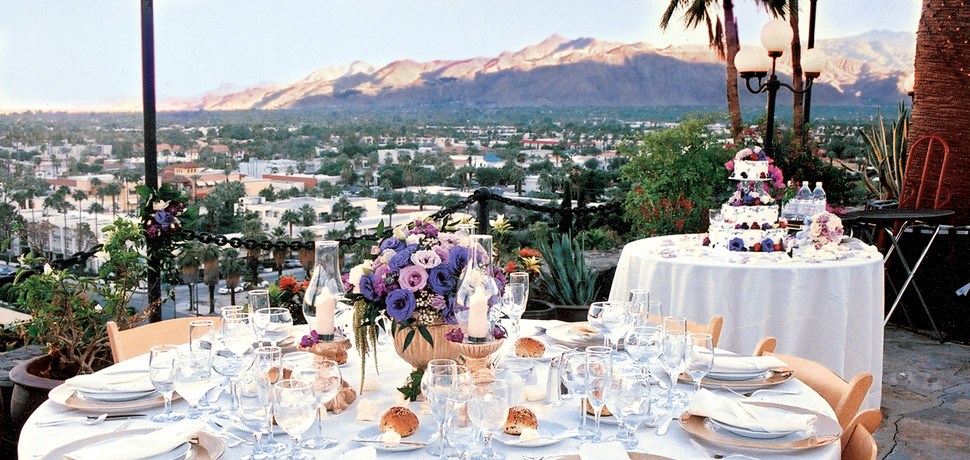 Palm Springs Wedding Estates